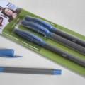 kugelschreiber; aus kunststoff; zum schreiben
