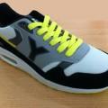 parte superior, calzado; de plástico; calzado bajo