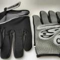 Handschuhe, sog. Fingerloser Handschuh für den Radsport, in Erwachsenengröße, Foto siehe Anlage, - als Fünffingerhandschuhe gearbeitet, - aus Spinnstoffen aus laut Antrag überwiegend synthetischen...