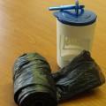 plasty; karabiny; psi; polyethylen; sáčky; rozdělovače