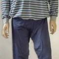 aus baumwolle; gewirke; pullover