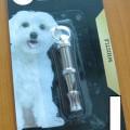 z kovu; upraveno pro drobný prodej; psi; píšťalky; pro psi