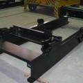 z oceli; pro svařování; vidlicové stohovací vozíky; části a součásti