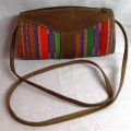 av textilmaterial; vävt tyg; handväska; med dragkedja; med foder;…