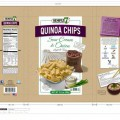 quinoa chips sour cream and onion airpopped - expanded products ingredients:…