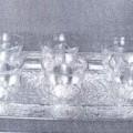 bunuri prezentate ca set; din metal; cond. pt. vânzarea cu amănuntul;…