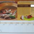 tištěné; papír; kalendáře; tištěné fotografie; perforováno