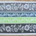 z bavlny; ručníky; různobarevné; tkaniny z bavlny