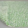 aus chemiefaser; aus polyester
