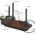 stål; mudderverk; konstruktion; vattenfarkost; flytande materiel
