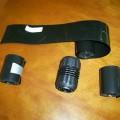de plástico; polietileno; manguera; con accesorios