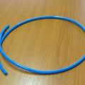 z plastu; polyurethany; ohebný (flexibilní); hadice; s kruhovým…