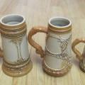 z keramiky; s uchem; stolní výrobky; džbánky na pivo; korbely