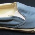överdel, skodon; yttersula; av gummi; fritidsskodon; av textilmaterial;…