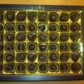 įdaryti; supakuoti mažmeninei prekybai; kakava; šokoladas; saldainiai