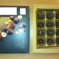 įdaryti; supakuoti mažmeninei prekybai; šokoladas; kakavos milteliai;…