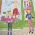 printed; put up for retail sale; for children; self-adhesive;…