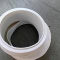 z plastu; polyvinylchlorid; pro spojování; odpad