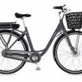 elektrisk; cykler