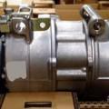 de metal; para vehiculos; compresor