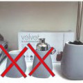 stentøj; til badeværelser; børster; til toiletbrug
