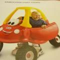 tworzywa sztuczne; w elementach; dla małych dzieci; zabawki na…