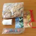 zboží upravené v sadách; k dekoraci; barvy; jako tablety; rostlinné…