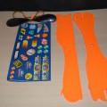 met elastiek; van kunststof; voor kinderen; automobielen, speelgoed