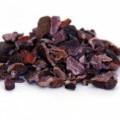 какао; обелен; поставени в опаковки; топлинно третиран; раздробен