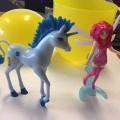 di materia plastica; per bambino; fantasia; giocattoli a forma…