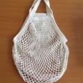 z bavlny; síťoviny; s uchem; nákupní tašky