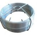de acero; zinc; en rollo; alambre; de hierro; bobina