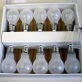 aus kunststoff; elektrisch; led; glühbirne