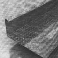 profily; z oceli; z obecných kovů; válcované za studena