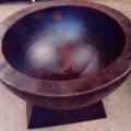 Es handelt sich um zweiteilige, vollständig aus Eisen (gesintert) gefertigte Erzeugnisse, bestehend aus einer runden, doppelwandigen Schale, die im Boden eine Lochung aufweist, und einem trapezförmigen...