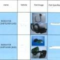 led; motor vehicle parts
