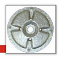 от стомана; от неблагородни метали; галванизиран; с кръгла форма;…