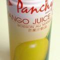 Mangonektar.  Antragsangaben (als zutreffend unterstellt): Mangonektar mit einem Fruchtgehalt von 25 %. Zutaten: Wasser, Mangopüree 25 %, Zucker, Säuerungsmittel E 330. Aufmachung: in Dosen...