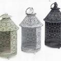 aus stahl; für die dekoration; aus unedlem metall; blech
