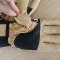 z usně; rukavice; pro sport; k ochraně; sportovní oblečení