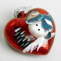 für die dekoration; aus glas; weihnachtsartikel; für weihnachten