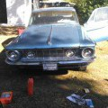 1962 PLYMOUTH BELVEDERE MOTOR VEHICLE.  WITH LEFT HAND DRIVE AND 4 DOORS. WITH A 5.3L PETROL ENGINE AND AUTOMATIC TRANSMISSION, BRAKING AND STEERING SYSTEMS. IT IS IN ITS ORIGINAL CONDITION AND...