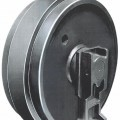 z oceli; strojní části a součásti; z lité oceli; bagry; části a součásti