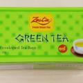 conditionné pour vente au détail; thé; vert; en sachet