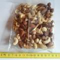hasselnødder; i pakninger til detailsalg; mandler; løst; cashewnødder
