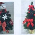 din materiale plastice; pentru decorare; suport; decoraţiuni pt bradul de crăciun; pom de crăciun