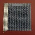 polyester; av plast; matta; vävd; konfektionerad; med färg; garn
