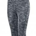 kalhoty; pleteniny; pro ženy; z polyesteru; pro sport; z elastanu