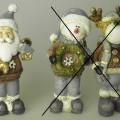 aus kunststoff; für die dekoration; weihnachtsartikel; mütze;…