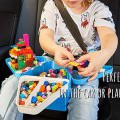 plastik; kasser; legetøj; bakker